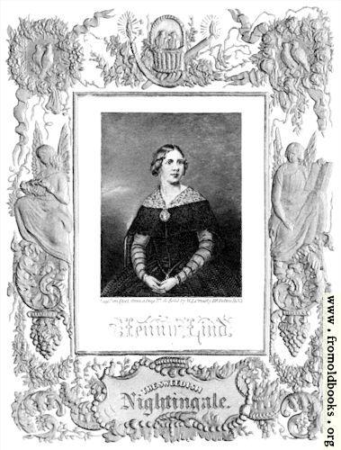 [Picture: Jenny Lind - The Swedish Nightingale]