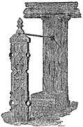 Waltham Abbey Whipping-Posts and Stocks.