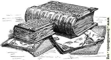 [Picture: Domesday Book]