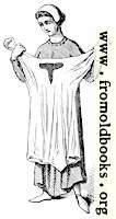 Ladies' Costume, Time of Edward I