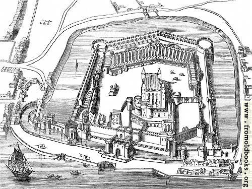 [Picture: The Tower Of London Castle Diagram (wallpaper version)]