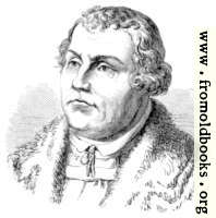 Dr. Martin Luther.