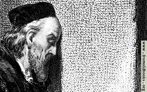 [Picture: Sir Thomas More Reflects [detail, widescreen version]]