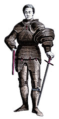 Costume of Fifteenth Century Knight
