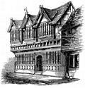 [picture: Timber Houses, Coventry]