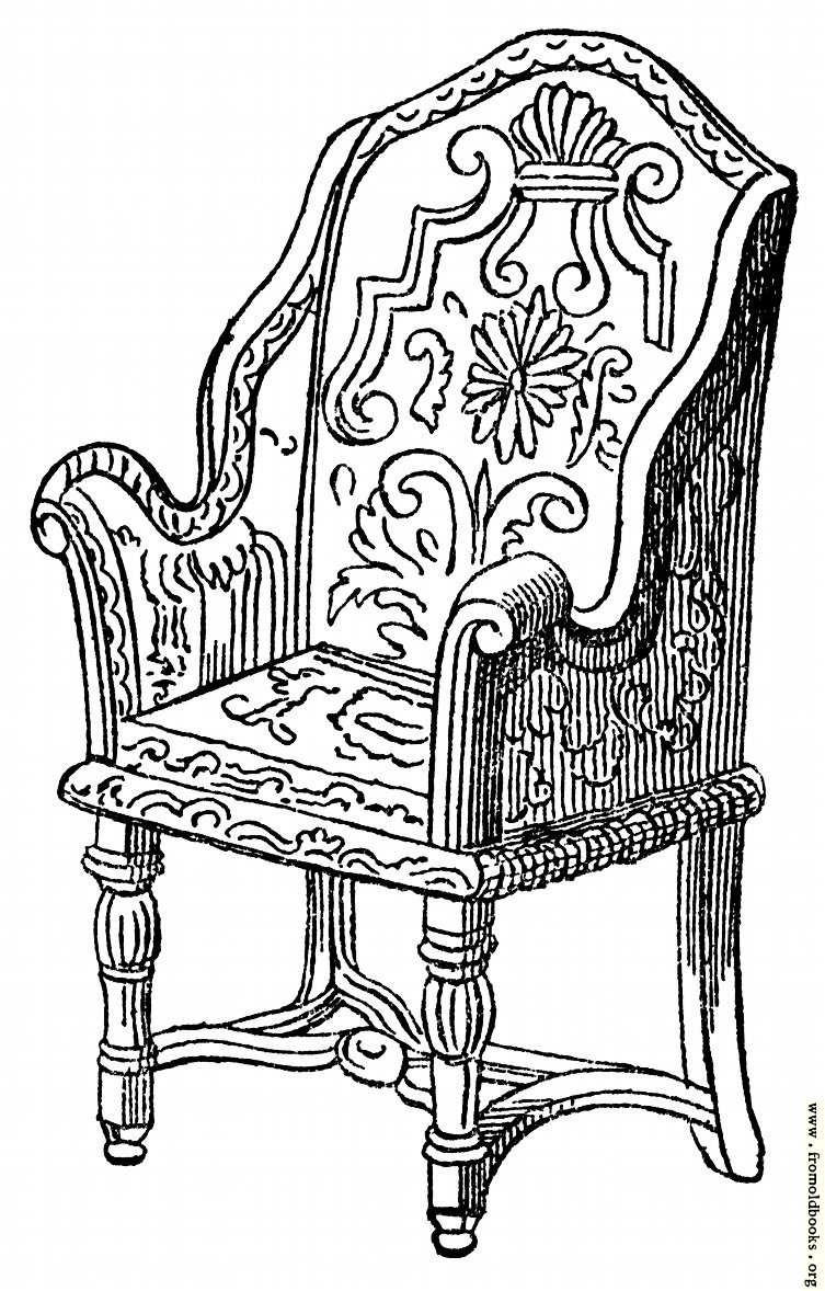 Queen anne chair history - 753x1178 214k