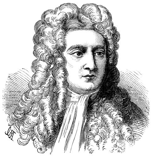 sir isaac newton was born in Isaac newton was the only son of a prosperous local farmer, also named isaac newton, who died three months before he was born a premature baby born tiny and weak, newton was not expected to survive when he was 3 years old, his mother, hannah ayscough newton, remarried a well-to-do minister, barnabas smith, and went to live with him, leaving young newton with his maternal grandmother.