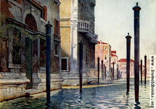 [Picture: 4.—View on the Grand Canal]