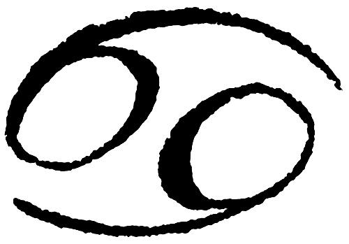Tattoos For Cancer Sign. Tattoos cancer zodiac sign