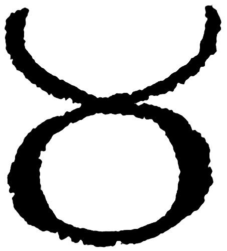 Astrological Symbols For Friday Zodiac Sign Taurus