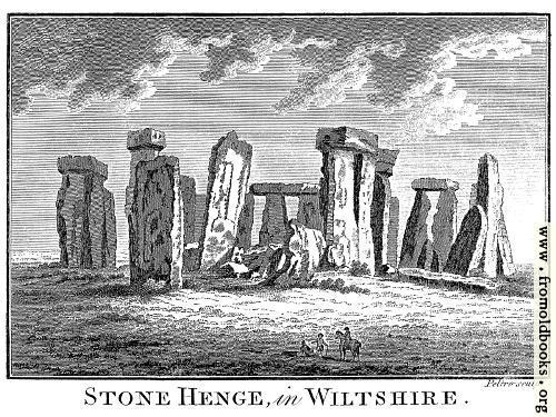 [Picture: Stone Henge in Wiltshire, wallpaper version]