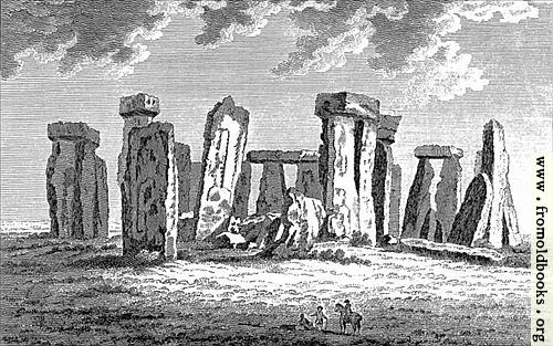 [Picture: Stone Henge in Wiltshire, wide-screen version]