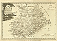 Antique Map of Munster
