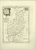 [picture: Antique Map of Nottinghamshire]