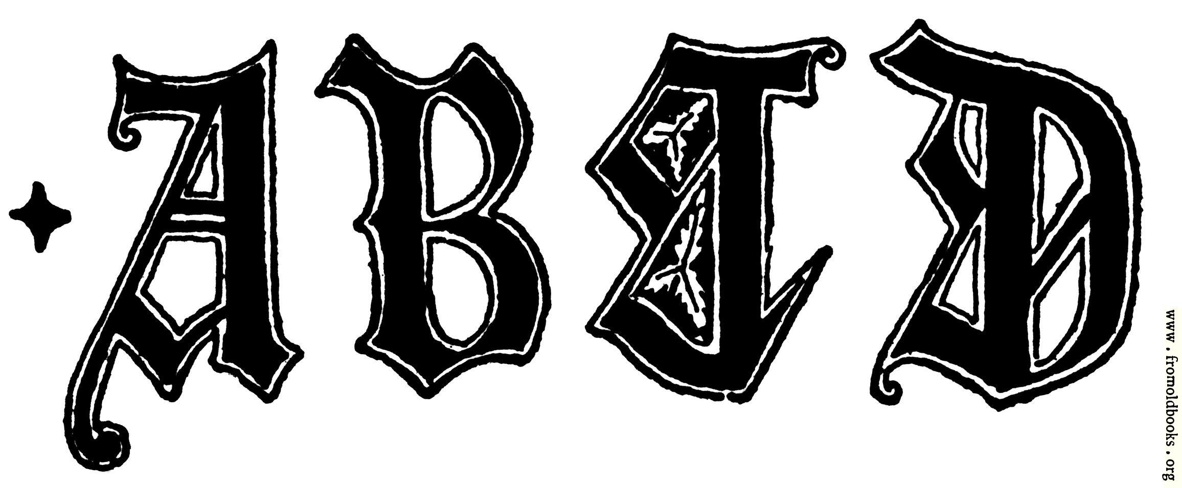 Alphabet Letters in Graffiti | Alphabet Letters Org