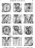 [picture: 2.---Alphabet After Serlio.]