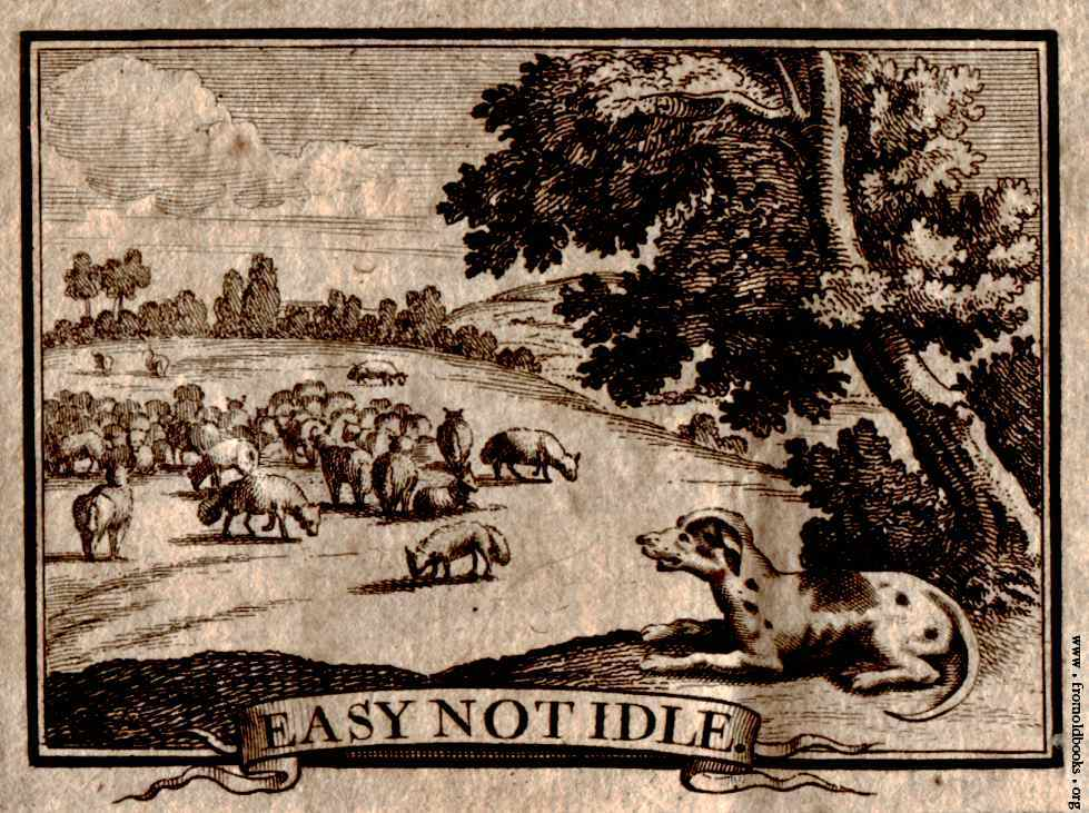 [Picture: close-up of the engraving on the title page]
