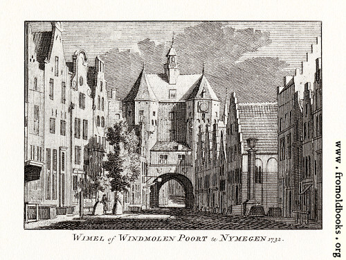 [Picture: Wimel of Windmolen Poort, Nymegen]