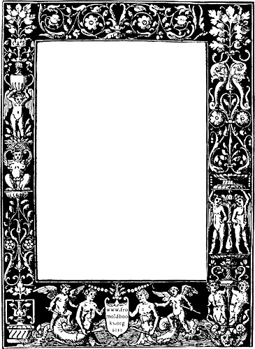 ornate border from 1878 title page black version