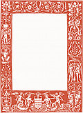 [picture: Ornate border from 1878 Title Page (red version)]