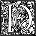 62d.Initial capital letter D from Dance of Death Alphabet