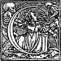 [picture: 62g.---Initial capital letter ``G'' from Dance of Death Alphabet.]