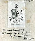 Bookplate