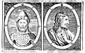 Portraits of Samuel and Daniel