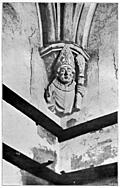 Bust of William of Wykeham