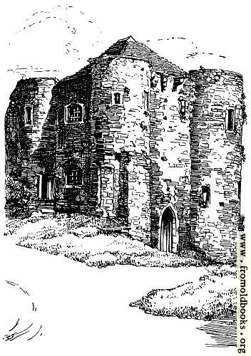 [Picture: Ypres Tower, Rye]