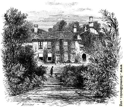 [Picture: Wordsworth's House, Rydal Mount]