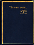 [picture: Front Cover, The Brothers Dalziel]
