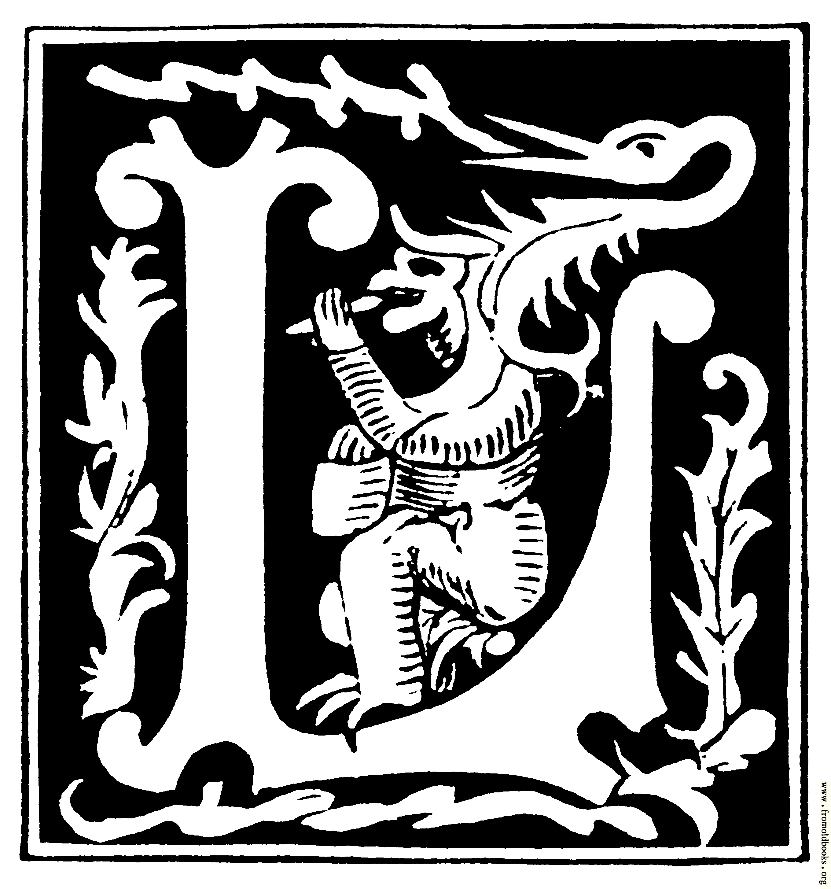 "Decorative initial letter ""L"""