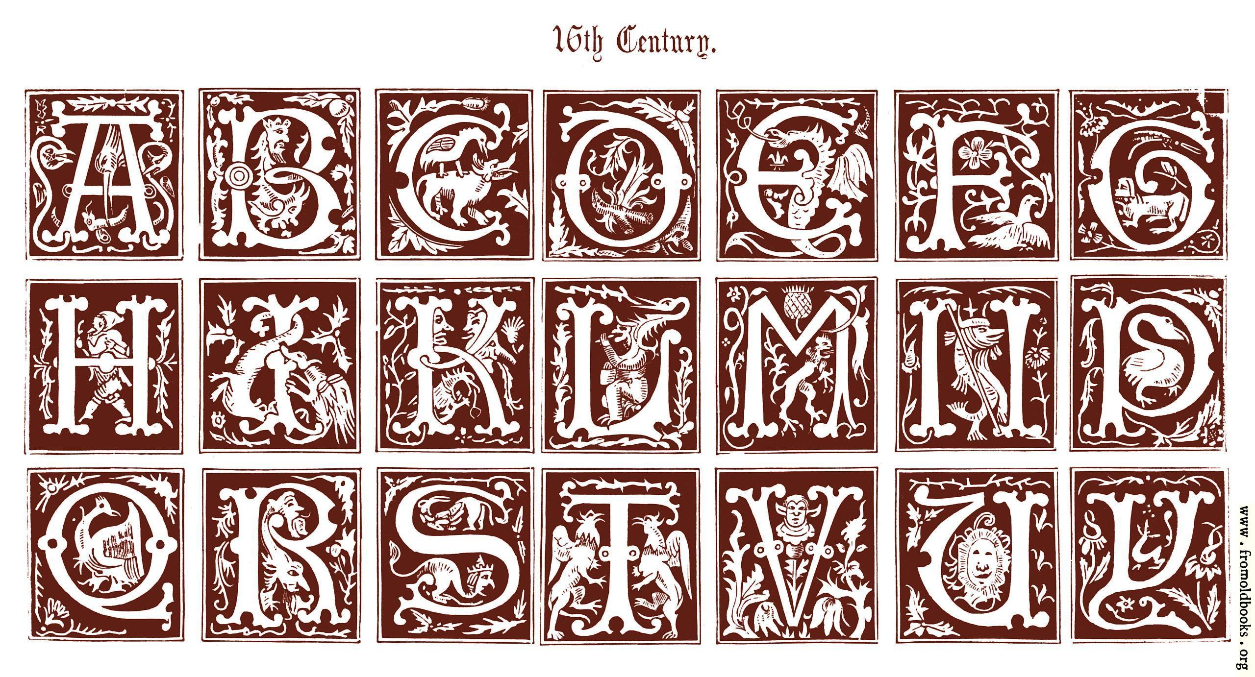 51 16th Century