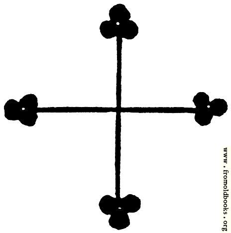 [Picture: 53.9.---Gothic Cross]