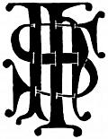 [picture: 53.29.---IHS Monogram]