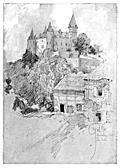 The Castle. Vève-Celles.