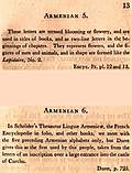 [picture: Page 13: Armenian (English Description)]