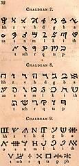 [picture: Page 32: Chaldean]