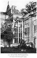 [picture: Kirby Hall, Northamptonshire. A Corner of the Courtyard]