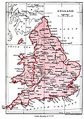 Frontispiece: Map of England