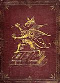 [picture: Front Cover with Gryphon]