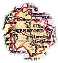 [picture: Overview map of Hereford, England]