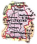 [picture: Overview map of Wiltshire, England]