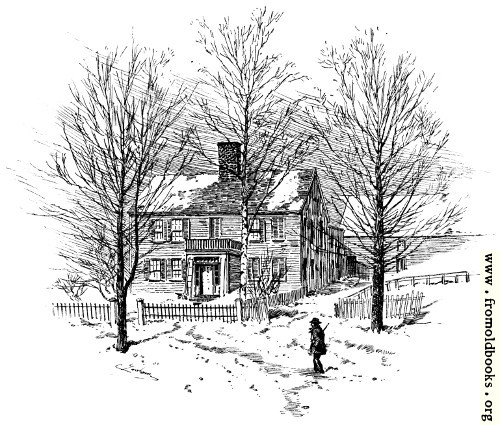 [Picture: General Sullivan's House]