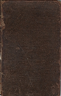 [picture: Front Cover, Leland's Itinerary Vol I]