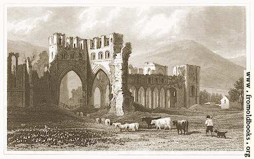 [Picture: Plate 23.—Llanthony Abbey.]