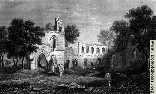 [Picture: 43.—Basingwork Abbey]
