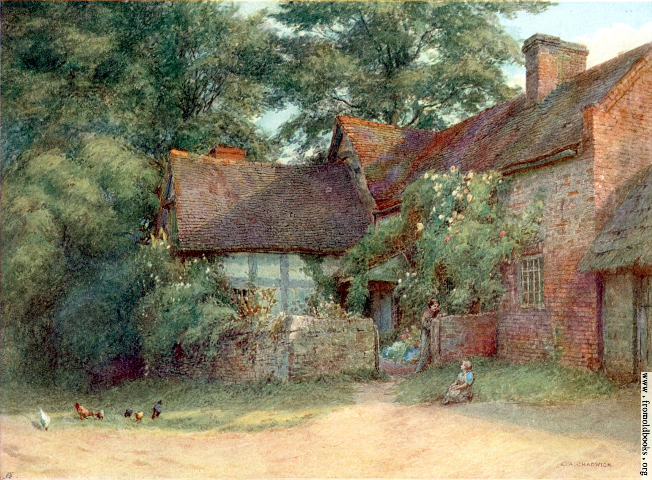 Suckley Worcestershire