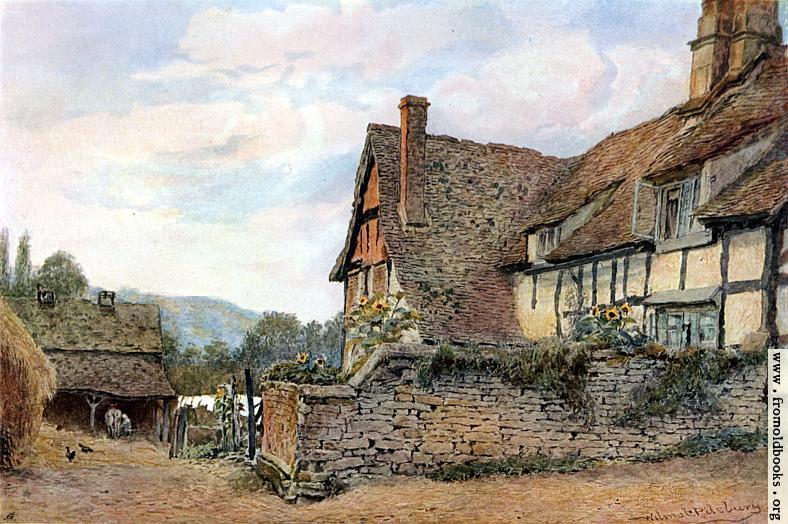 Pershore Worcestershire
